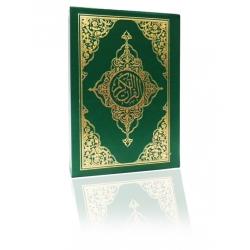 4 Renk Kur'an-ı Kerim Camii Kebir Boy ( 30 x 42 cm )